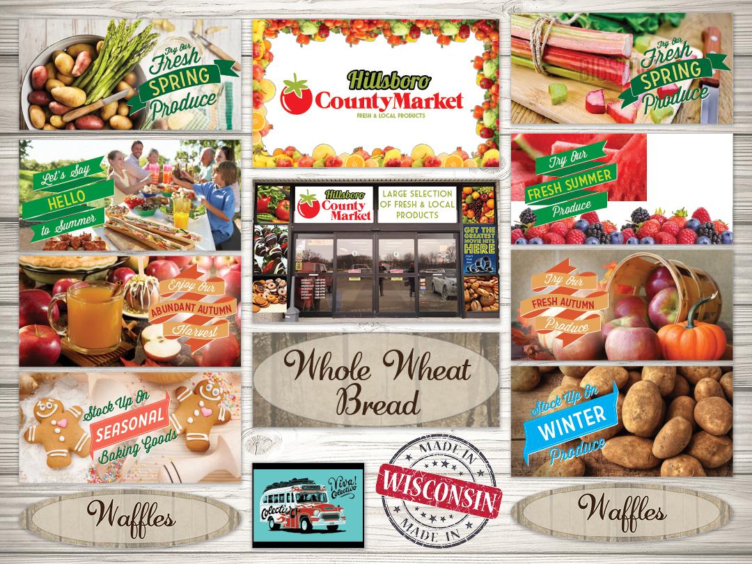 Hillsboro County Market Portfolio