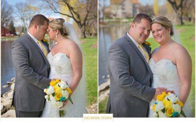 Katie+Mike Wedding | The Wedding Gardens | Allenton Wisconsin