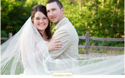 Brittany+Ken Wedding | Wilderness Ballroom | Wisconsin Dells