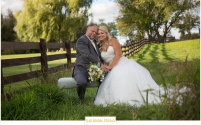 Grace+Ian Wedding | The Barn at Harvest Moon Pond | Poynette Wisconsin