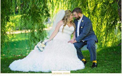 Tiffany+Jared Wedding | Wilderness Ballroom | Wisconsin Dells