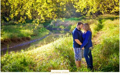 Tiffany+Jared Engagement | Southern Wisconsin