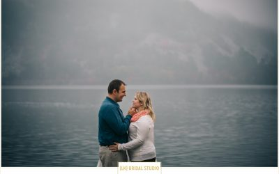 Leslie+Michael Engagement | Devil's Lake State Park